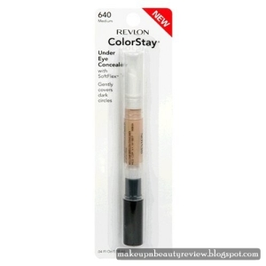 Revlon Colorstay Under Eye Concealer with Softflex technology– Review/Swatch