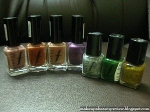 Faces Canada Nail Enamel – Review and Swatches
