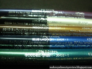Oriflame Very Me Double Trouble Pencils – Review and Swatches and a Word of Caution!!