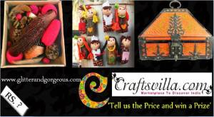 Tell us the price and win a prize!! - A Craftsvilla Contest! ***CLOSED***